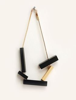 Picture of Designer Gold Necklace