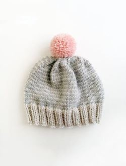 Picture of Designer Knitted Hat