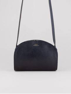 Picture of Casual Half Moon Bag - Black